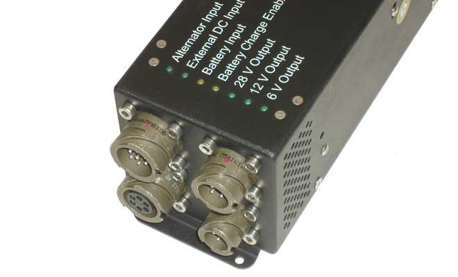Sullivan voltage regulator