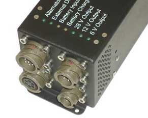 Sullivan voltage regulators